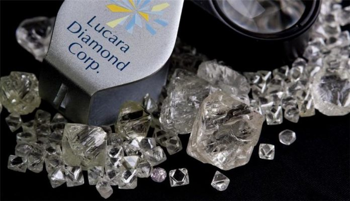 Lucara's Second Exceptional Stone Tender of 2016