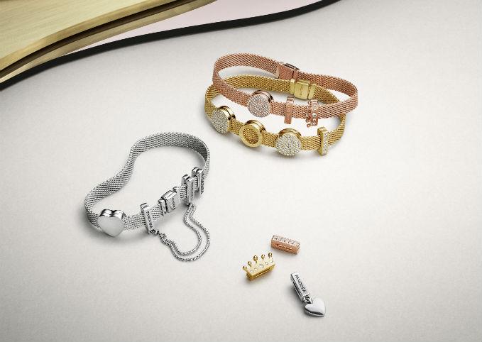 Pandora unveils innovative bracelet concept