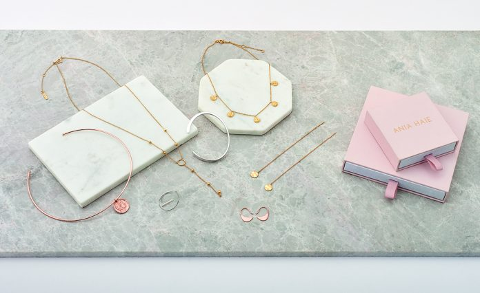 Ania Haie secures top jewellers in the UK & Ireland