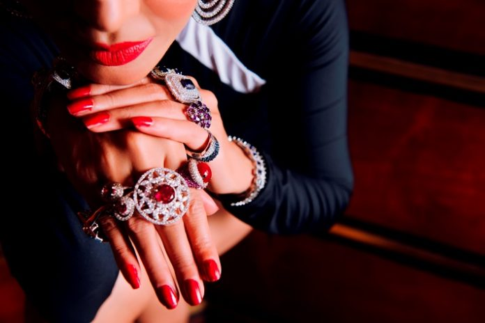Shagun Gupta unveils exquisite collection of rings for this festive season