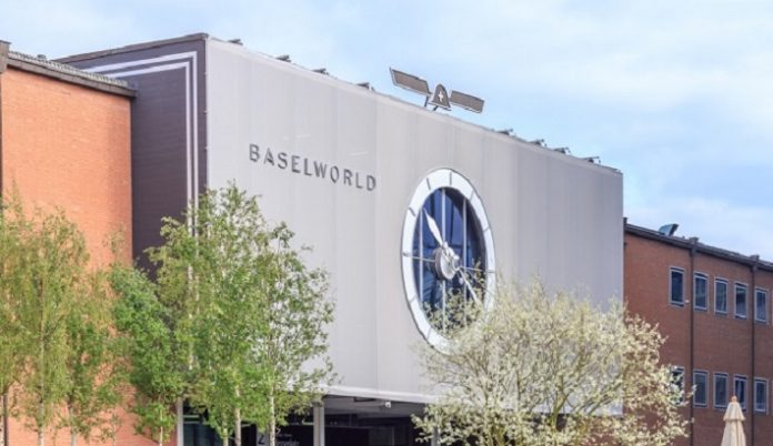 Baselworld watch exhibition Basel