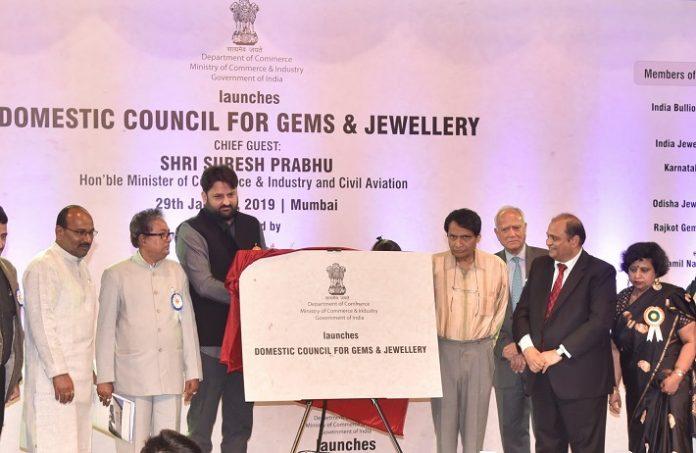 Hon. Union Minister Shri Suresh Prabhu