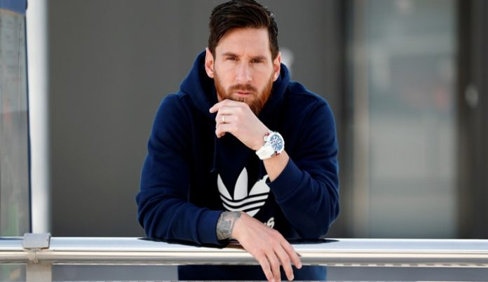 Jacob & Co. Inks Ambassador Deal with Lionel Messi