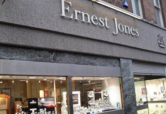 Signet Jones Shop