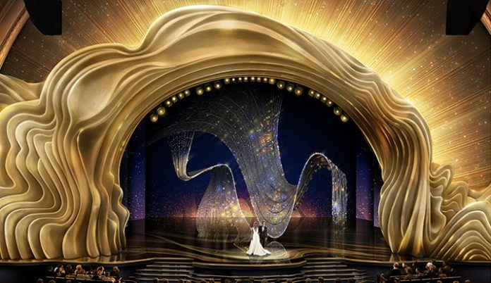 Swarovski lights up 2019 Oscars stage with over 41,000 crystals