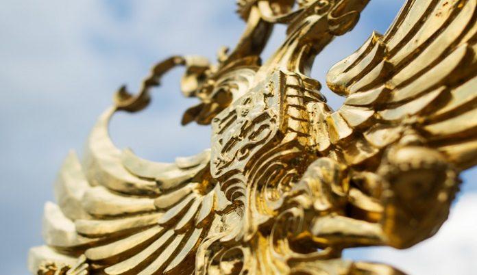 russia sumbol eagle