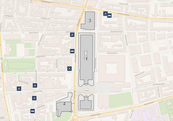Baselworld-Map