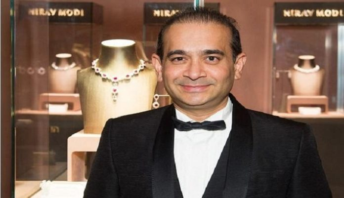 Celebrity jeweller Nirav Modi refused bail after yesterday's arrest