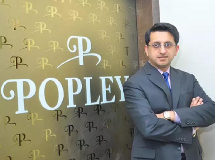 Popley group's Rajiv Popley