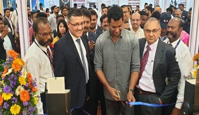 The Chennai Jewellery & Gem Fair (CJGF) concludes on a positive note