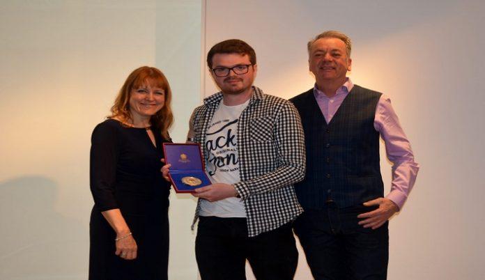 Former Harriet Kelsall apprentice receives Goldsmiths' Company Apprentice of the Year award