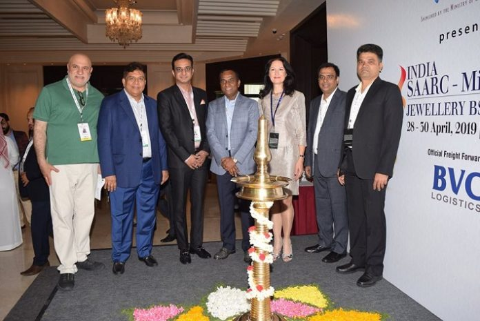 GJEPC organised the 4th edition of India SAARC Middle East Buyer Seller Meet in Chennai