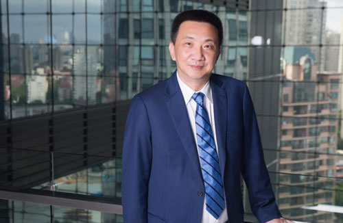 Lin Qiang, President of the Shanghai Diamond Exchange, who will be the Guest of Honour at the 2019 Bharat Diamond Week.