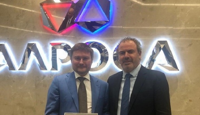 IDE and Alrosa Agree to Strengthen Cooperation