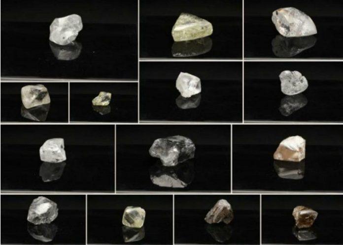 Rough diamonds from Mothae fetch US$3.5 million in Antwerp