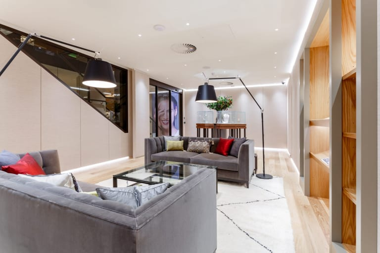 A New Lounge Area Adds Provides An Opportunity For The Jeweller To Host Exclusive Events.