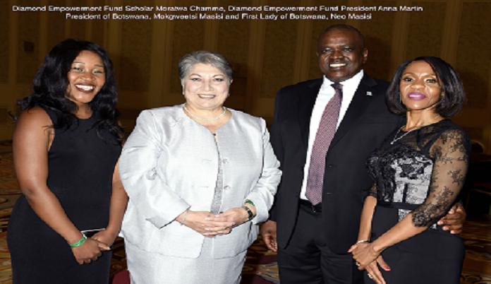 Diamond Empowerment Fund Presents 2019 'Good Award' To Leading Diamond Miner and Luxury Jeweler Group