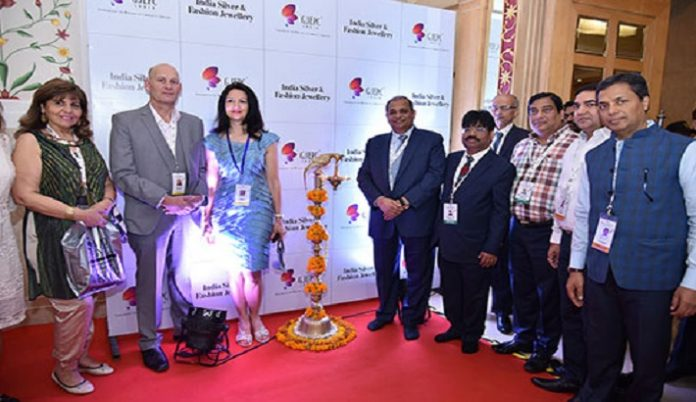 GJEPC's India Silver & Fashion Jewellery BSM Opens at Jaipur with Buyers from 39 Countries