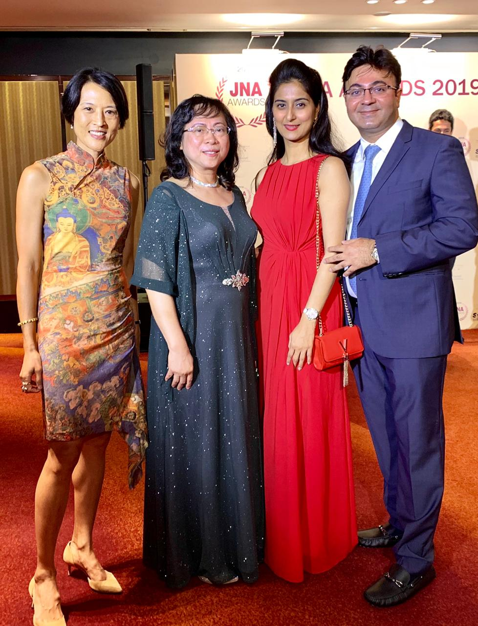 Kashi Jewellers- JNA Awards 2019