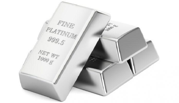 Q2 Platinum Jewelry Demand Falls