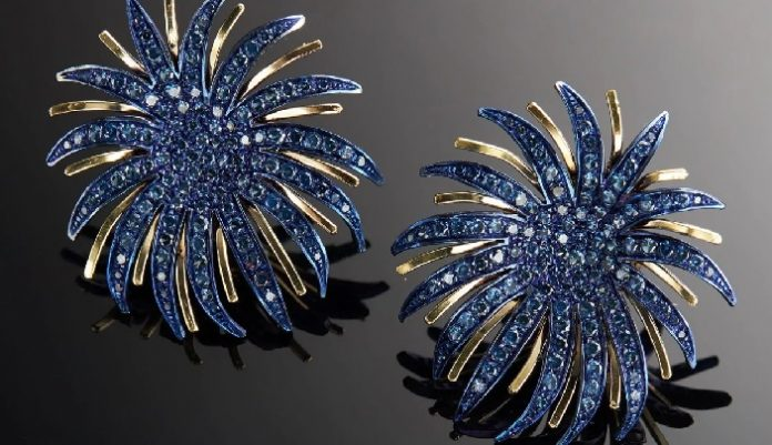 September birthstone sapphire jewellery