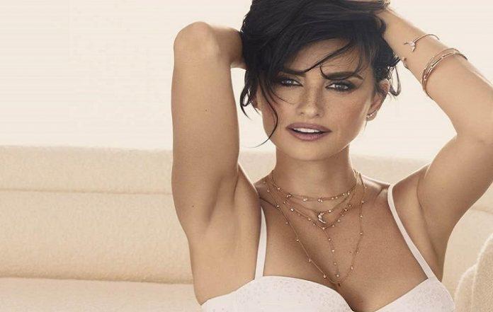 Actress Penelope Cruz has helped design a Swarovski jewellery collection