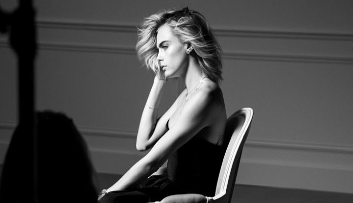 Cara Delevingne becomes face of Dior Fine Jewellery