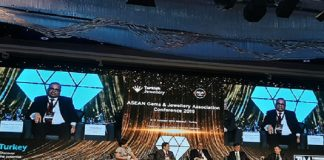 GJEPC Chairman Addresses 8th ASEAN Gems & Jewellery Association Conference in Istanbul