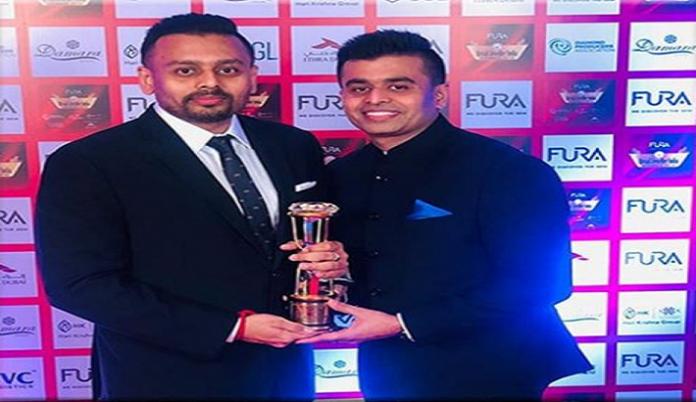 Ketan Chokshi and Jatin Chokshi - Retail Jeweller India Awards