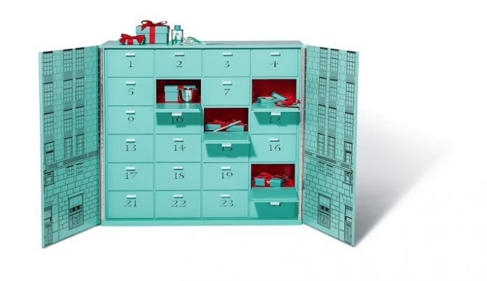 Tiffany pops up in Harrods with extravagant gift offer