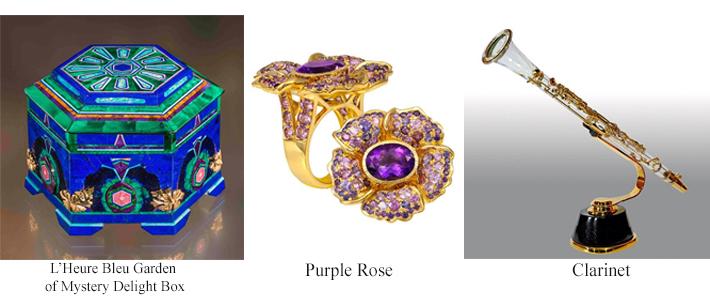 Gemstone Masterpieces