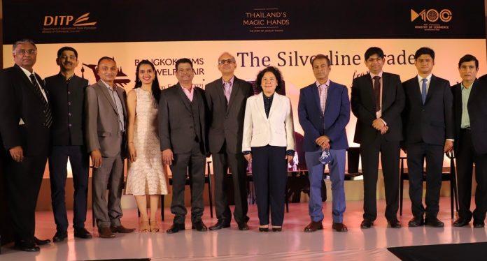 the 66th Bangkok Gems & Jewelry Fair in 2021