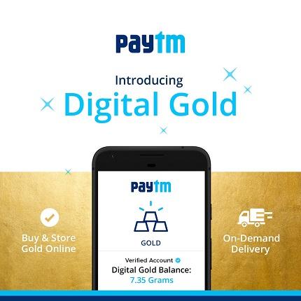 Paytm: Digital Gold