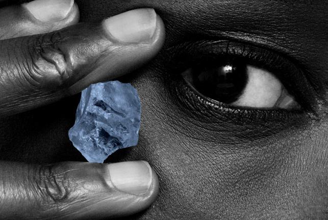 Petra Sells Five Blue Diamonds to De Beers- Diacore for $40m