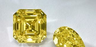 Fancy Color Diamond Prices Fall Slightly in Q4 2020