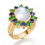 Temple St. Clair's Floral Ring