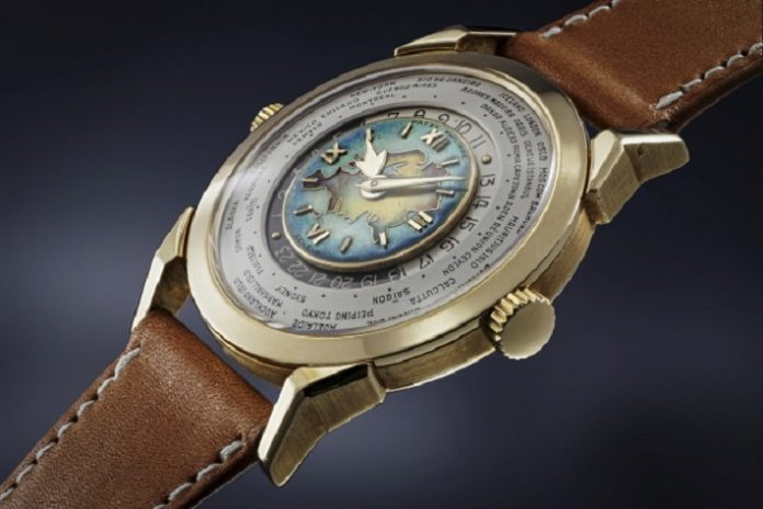 Ultra-rare $3.7m Patek Philippe Watch to be Auctioned