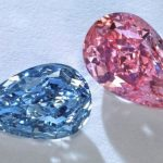 Fancy Blue and Pink Diamond Prices Start Recovery
