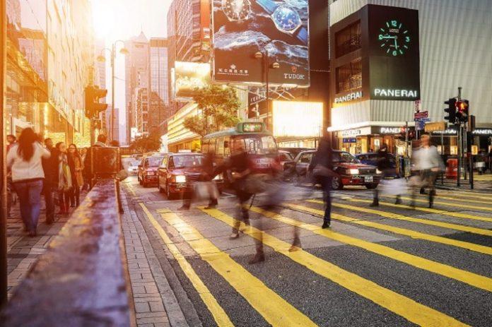 Jewellery sales lead retail upswing in HK