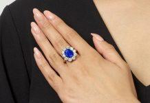 5.2-carat Kashmir Sapphire Could Fetch $480,000