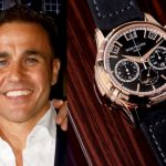 Football Legend Sells Patek Philippe Watch for Charity