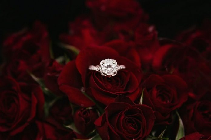 the engagement ring styles trending in 2021 according to Google