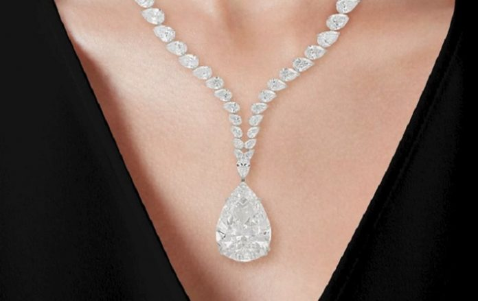 Chrysler Diamonds Beats Estimate and Sells for $5m