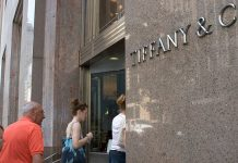 US Jewellery Sales Tripled In May 2021