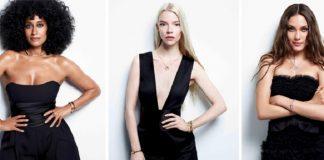 Tiffany's Trio of Celebrity Ambassadors