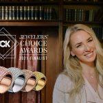 Dutch jewelry designer Alice Sunderland shines at the prestigious international JCK Jewelers' Choice Awards