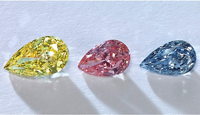 Fancy Color Diamond Prices Rise Again in Q2