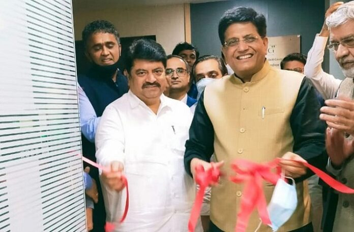 Commerce Minister Inaugurates New GJSCI Office In Mumbai