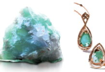 """Le Vian Donates World's """"Newest"""" Gemstone to Museum"""