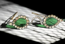 Seeing Green: Sotheby's Sell Ancient Pair of Glasses with Emerald Lenses